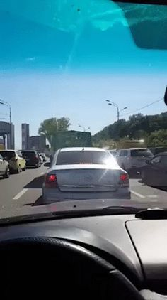 If Traffic Took to Long. – Gif