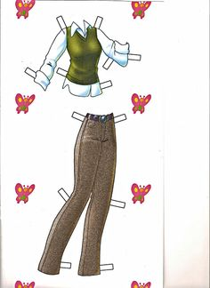 LOS VESTIDOS DE RAQUEL Nº 8 - maribel orobengoa - Picasa Webalbum *1500 free paper dolls at artist Arielle Gabriel's The International Paper Doll Society also free Asian paper dolls at The China Adventures of Arielle Gabriel *