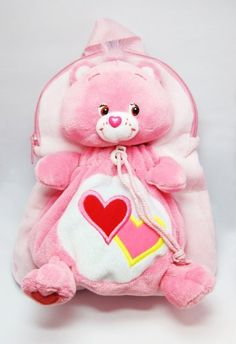 Love a Lot Care Bear Furry Plush Mini School Bag Pink - Toddler Edition (13 Inches) Care Bears http://www.amazon.com/dp/B00G3BQ2M0/ref=cm_sw_r_pi_dp_R3sNvb09K5QWE