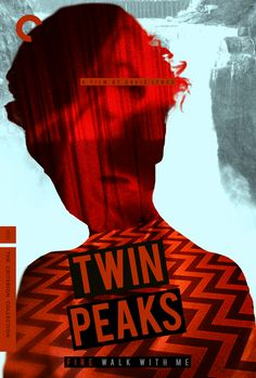 Fake Criterion for David Lynch's Twin Peaks: Fire Walk With Me