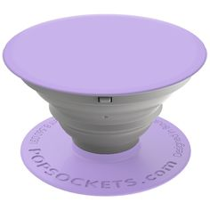 Amazon.com: PopSockets: Expanding Stand and Grip for Smartphones and Tablets - Purple: Cell Phones & Accessories | @giftryapp