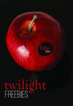 Free Twilight party favor printables from PagingSupermom.com #twilight #printables