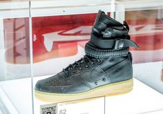 Previously on display at the Nike SNKRS Out The Box exhibit at this past…