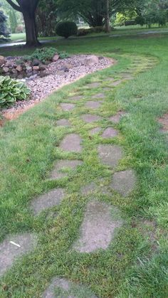 One of my favorite paths on the gardens Lakeridge Gardens, adrian mi