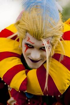 Kefka and other amazing final fantasy cosplays