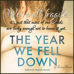 Ooh! I love this text teaser that Aestas made for The Year We Fell Down. Her review:aestasbookblog.com/the-year-we-fell-down-review