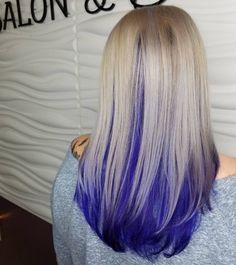 amhairrr#reignsalonandspa #AMBERclipsdyesyahair #UNITEfamily #757hairstylist #hotonbeauty white to purple....