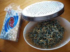 detergente líquido para roupa caseiro