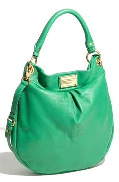 MARC BY MARC JACOBS 'Classic Q - Hillier' Hobo   Nordstrom - StyleSays