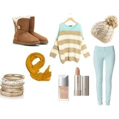 Ugg outfit