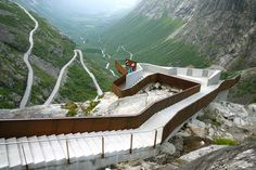 K. Apeland by BielkeandYang, Norway  holy crap. this is amazing. what a structure, what a view, what a place.