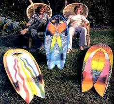 Clyde Beaty late 70s vintagesurfboardcollector.uk