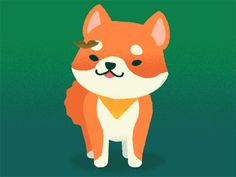 Dribbble - Shibe shenanigans by Shabello