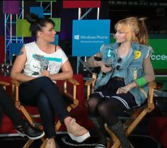 Watch Grimes and Kathleen Hanna Talk Feminism, Riot Grrrl, and More