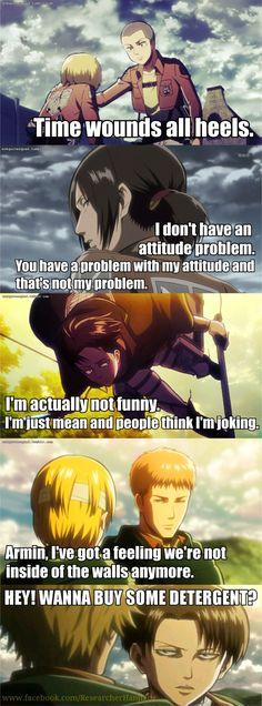 Aot funny text posts
