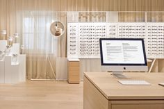 Adler & Luchs optics and acoustics store by see., Neuoetting – Germany » Retail Design Blog