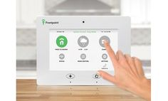 Frontpoint's New Touchscreen Control Panel provides the latest features and security to protect your home. Learn why you should add a touchscreen to your Frontpoint system. Alarm Companies, Security Companies, Security Tips, Security Alarm, Security Camera, Adt Security, Ring Security, Best Home Security System, Wireless Home Security Systems