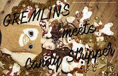 キャンディストリッパー(Candy Stripper)から、映画「GREMLINS(グレムリン)」とコラボレーションしたアイテムが登場。2016年11月25日(金)より、全国のキャンディストリッパー直...