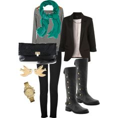 """Outfit 1 in Paris"" For sight seeing in Paris, while not seeming to touristy!"