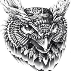 El búho como tótem es sabiduría, misterio, transición, mensajes, inteligencia, misticismo, protección y secretos.