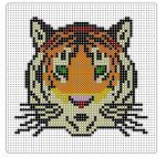 Thumbnail image for Tigerkopf