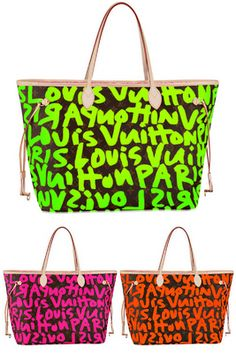 Art and Fashion: The many collaborations for Louis Vuitton by Marc Jacobs | Spotted Fashion