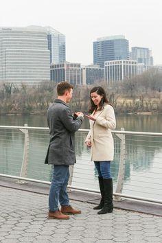 DC Secret Surprise Proposal Photographer Dc Photography, Wedding Photography, Boomerang Photo, Georgetown Waterfront, Proposal Photographer, Air Photo, Surprise Proposal, Washington Dc Wedding, Dc Weddings