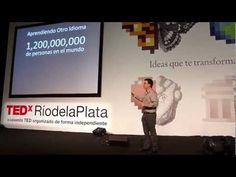 TEDx Río de la Plata | Buenos Aires | Argentina    Luis von Ahn | Utilizando el poder de millones de mentes humanas
