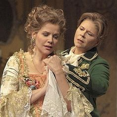 Susan Graham and Renee Fleming, Der Rosenkavalier.