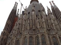 James Portelli is working his way toward Ferrol, Galicia, where he'll report from the Camino Inglés. He just sent me a guest post about Gaudi's famous masterpiece-in-progress in Barcelo…