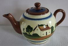 Vintage Watcombe Pottery Torquay Motto Ware by CuriousAndVintage