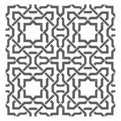 0ac8e0f95b3ff 8 meilleures images du tableau motif arabesque en 2018 | Geometric ...