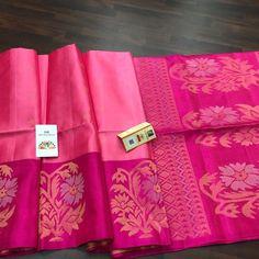 Tussar Silk Saree, Pure Silk Sarees, Market Price, Silk Thread, Saree Wedding, Color Combos, Weaving, Fancy, Pure Products