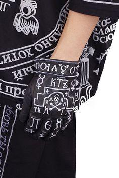 K.T.Z. gloves