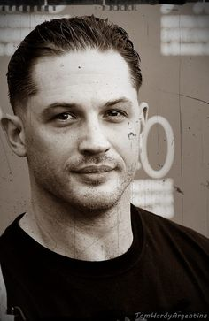 Tom Hardy at the Venice Film Festival...