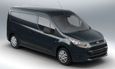 2014 Ford Transit Connect Photo by: Ford