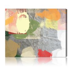 Oliver Gal 'Sand Storm' Modern Canvas Wall Art | Overstock.com Shopping - The Best Deals on Canvas