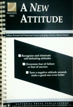 A New Attitude Productivity Series null,http://www.amazon.com/dp/B000J4Y2YW/ref=cm_sw_r_pi_dp_S2nktb0Z51MHT376 $8.95