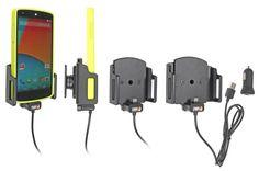 Aj univerzálny držiak môže byť s nabíjaním. Aktívny nastaviteľný držiak do auta pre zariadenia šírky: 62-77mm, hrúbky: 9-13mm s napájaním cez konektor zapaľovača.