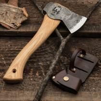 Hand Forged Camp Hatchet