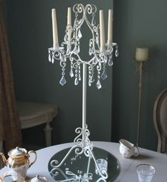 candelabras borrow from louise
