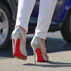 Stiletto Heels, High Heels, Red Sole, Red Bottoms, Christian Louboutin, Pumps, Photo And Video, How To Wear, Shoes
