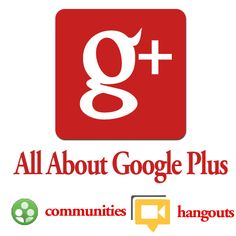 All About Google Plus from Creative Kristi- excellent breakdown of the pros and cons... is it really worth all the fuss?