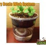 Advantage of Wick System   wick system drip flow system ebb flow system