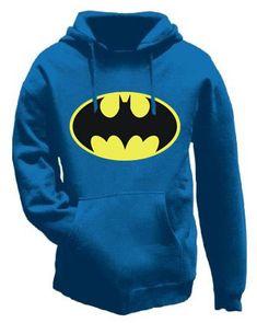 blue batman hoodie! (I have enough black hoodies.
