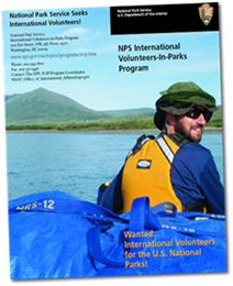 International Volunteers in Parks program--volunteer positions for non-U.S. citizens.