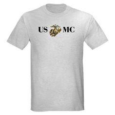 USMC Light T-Shirt