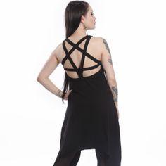 Heartless Pentagram Dress image 1