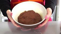 Torte mit Mousse au Chocolat   glutenfrei