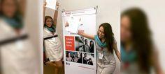 ¡¡PELUCHE EN EL ESTUCHE!! Premian a estudiantes mexicanas por desarrollar bacterias para lavar ropa